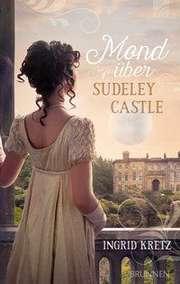 Mond über Sudeley Castle