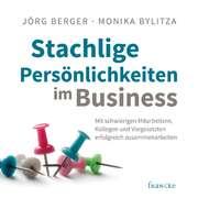 MP3-CD: Stachlige Persönlichkeiten im Business - Hörbuch MP3
