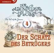 MP3-CD: Der Schatz des Betrügers (4) - Hörbuch MP3