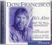 CD: Signature Songs (Don Francisco)
