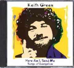 CD: Here Am I.../Songs Of Evangelism