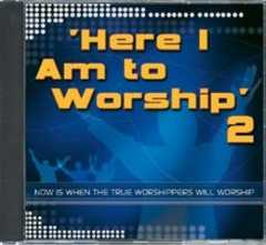 2-CD: Here I Am To Worship 2