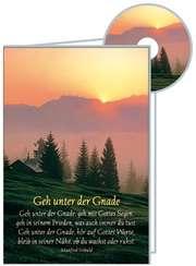 CD-Card: Geh unter der Gnade - neutral