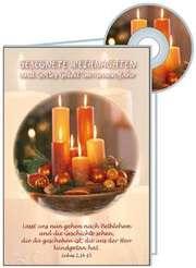 Lasst uns nun gehen nach Bethlehem - CD-Card WEIHNACHTEN