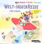CD: Welt-Musikreise für Kinder