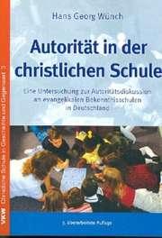 Autorität in der christlichen Schule