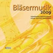 CD: Bläsermusik 2009