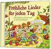 CD: Fröhliche Lieder für jeden Tag