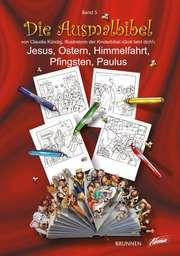 Die Ausmalbibel (Band 5)
