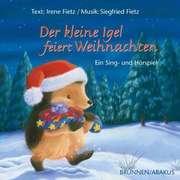 Der kleine Igel feiert Weihnachten- Liederheft