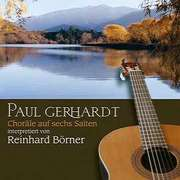 Choräle auf sechs Saiten 5: Paul Gerhardt (CD)