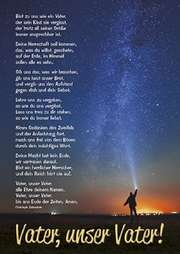 Poster: Vater, unser Vater - A3