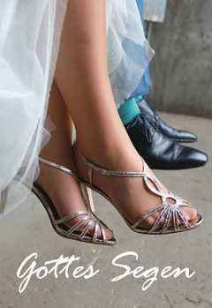 Gottes Segen (Motiv Hochzeit) - Faltkarte