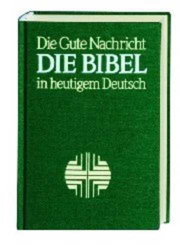 Gute Nachricht Bibel Taschenausg. grün - sendbuch.de