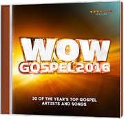 2-CD: WOW Gospel 2016