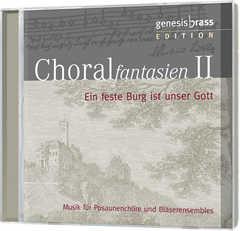 CD: Choralfantasien 2