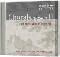 CD: Choralfantasien 2