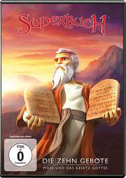 DVD: Die Zehn Gebote - Superbuch-Reihe - Folge 5