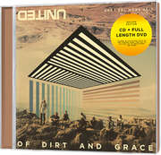 CD + DVD: Of Dirt And Grace: Live From The Land (Deluxe Edition)