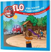 Streit auf dem Waldspielplatz - Flo, das kleine Feuerwehrauto