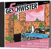 CD: 5 Geschwister - Lösen das Geheimnis der Abenteuerburg