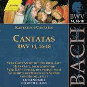 Cantatas Vol.5 (BWV 14,16,17,18)