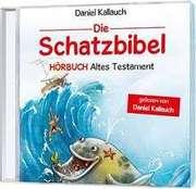 CD-Hörbuch Die Schatzbibel - Altes Testament